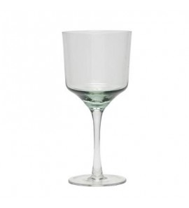 RED WINE GLASS  CLEAR ?9XH19CM