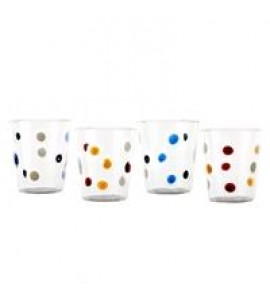 TUMBLER LEMONADE COLOURS SET OF 4