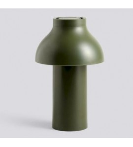 PC PORTABLE LAMP IN OLIVE