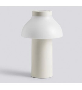 PC PORTABLE LAMP IN WHITE