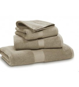 AVENUE TAUPE HAND TOWEL 050