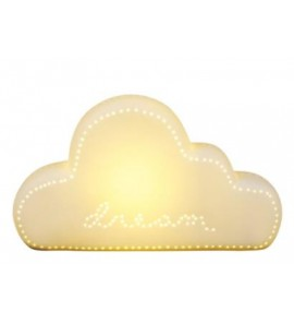 CLOUD LED LAMP NUAGE WHITED(20 5x5 5xH11cm) PO