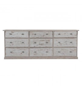 CHEAST OF DRAWERS LARSSON 9 DRAWERS