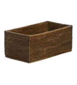 BASKET TOGO BROWN