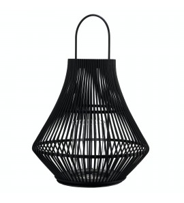 LANTERN STRIPED PEAR BLACK